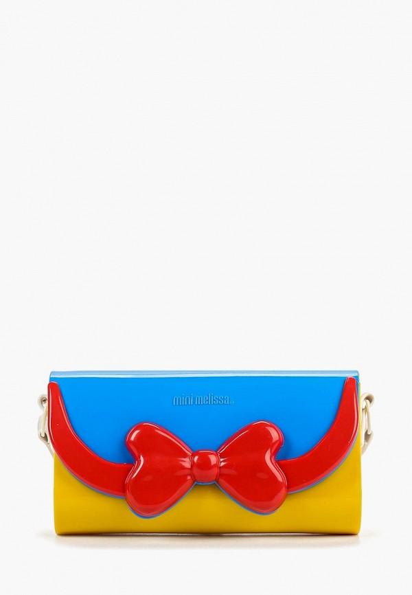 женская сумка melissa, разноцветная