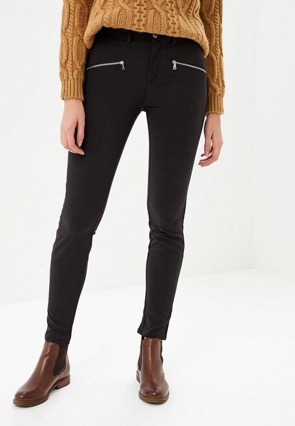 женские повседневные брюки met, черные