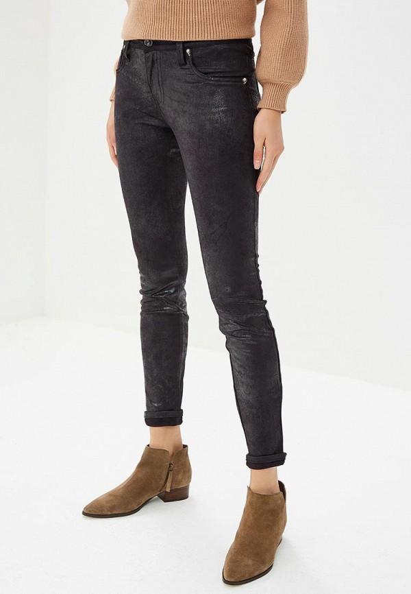 женские джинсы met, черные