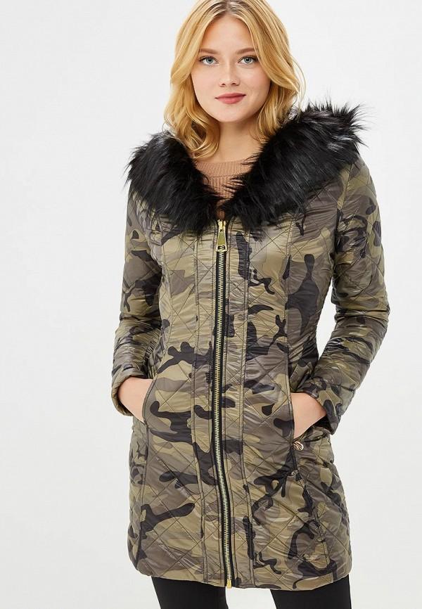 Купить Куртка утепленная Met, ME486EWCSUF5, хаки, Осень-зима 2018/2019
