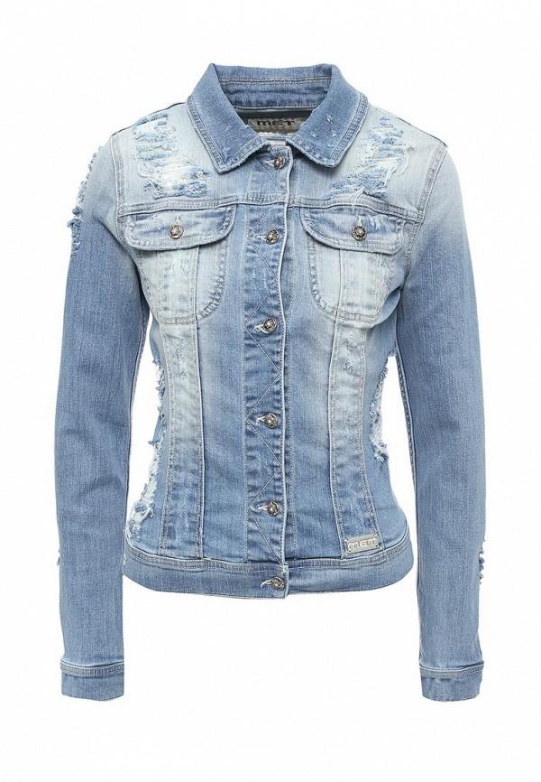 где купить Куртка джинсовая Met Met ME486EWQAM41 по лучшей цене