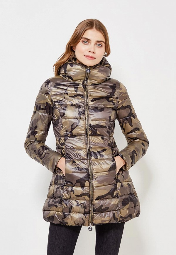 Купить Куртка утепленная Met, ME486EWWBH43, хаки, Осень-зима 2018/2019