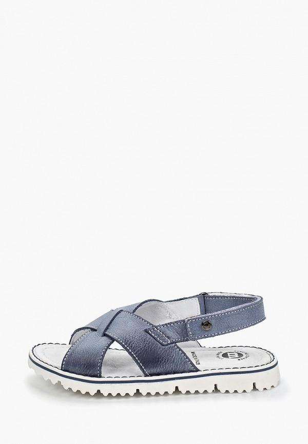 сандалии melania для мальчика, синие