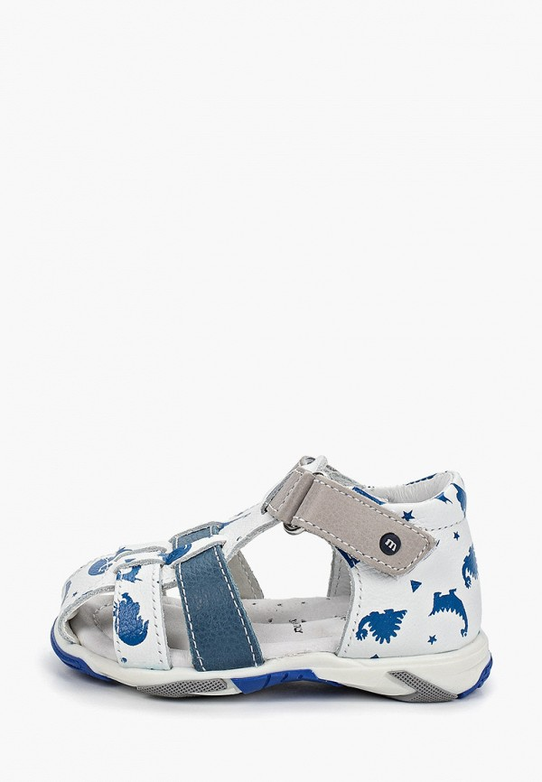 сандалии melania для мальчика, белые