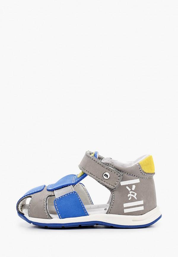 сандалии melania для мальчика, разноцветные