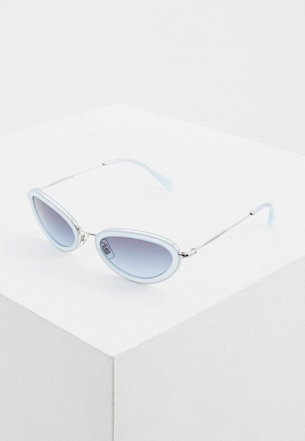 Очки солнцезащитные Miu Miu Miu Miu MI007DWEMZA5 очки солнцезащитные miu miu miu miu mi007dwzaw70