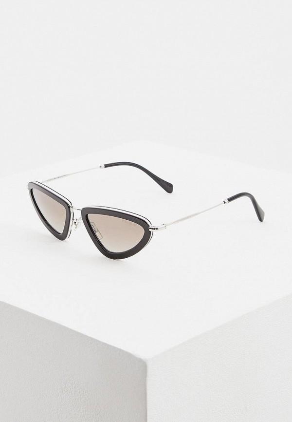 Очки солнцезащитные Miu Miu Miu Miu MI007DWEMZB7 очки солнцезащитные miu miu miu miu mi007dwozv70