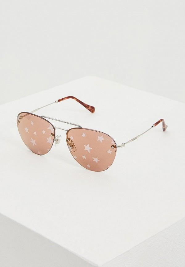 Очки солнцезащитные Miu Miu Miu Miu MI007DWEMZC7 цена и фото