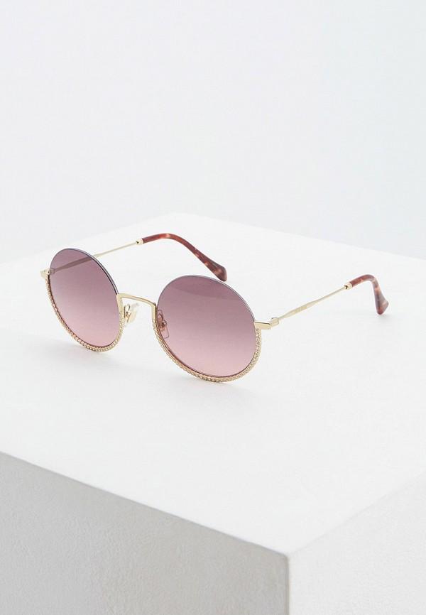 Очки солнцезащитные Miu Miu Miu Miu MI007DWFTTF8 очки солнцезащитные miu miu miu miu mi007dwzaw70