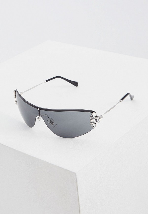 Очки солнцезащитные Miu Miu Miu Miu MI007DWFTTG0 очки солнцезащитные miu miu miu miu mi007dwinf02