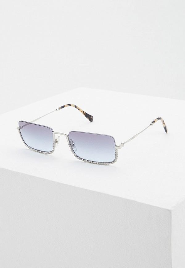 Очки солнцезащитные Miu Miu Miu Miu MI007DWFTTG5 цены онлайн