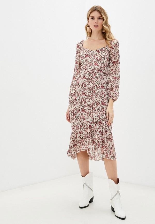 женское повседневные платье missguided, разноцветное