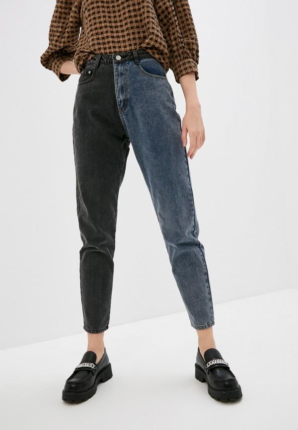женские джинсы бойфренд missguided, серые