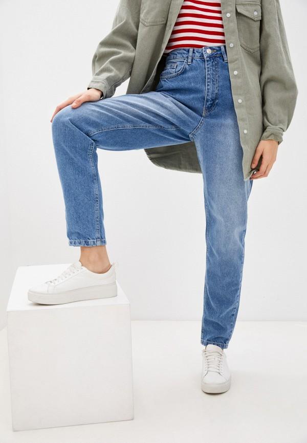 женские джинсы missguided, голубые