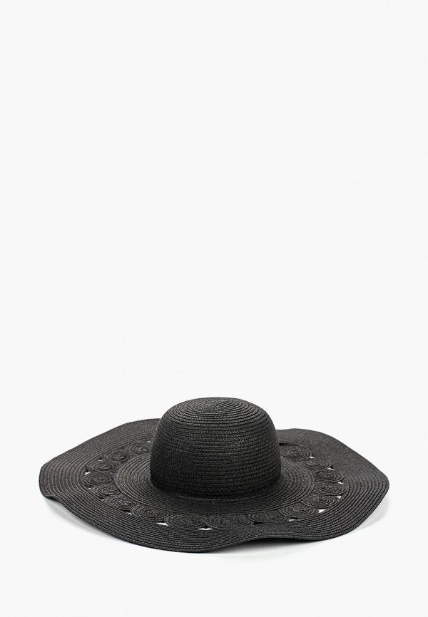 женская шляпа miss selfridge, черная