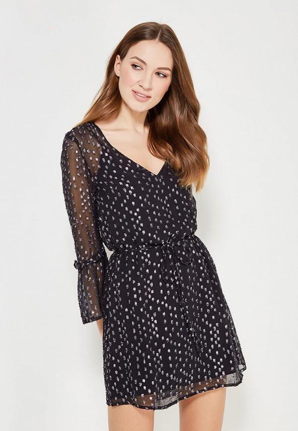 Купить Платье Miss Selfridge, MI035EWADDJ1, черный, Весна-лето 2018