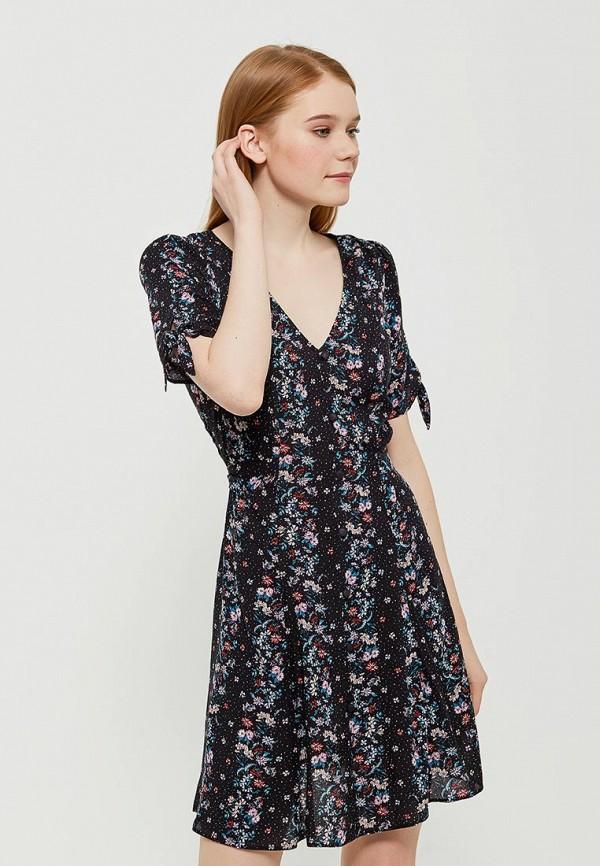 Купить Платье Miss Selfridge, MI035EWAHZU9, черный, Весна-лето 2018