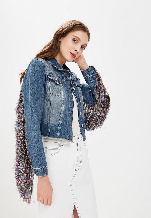 Куртка джинсовая Miss Selfridge Miss Selfridge MI035EWBSDK6 miss miss куртка