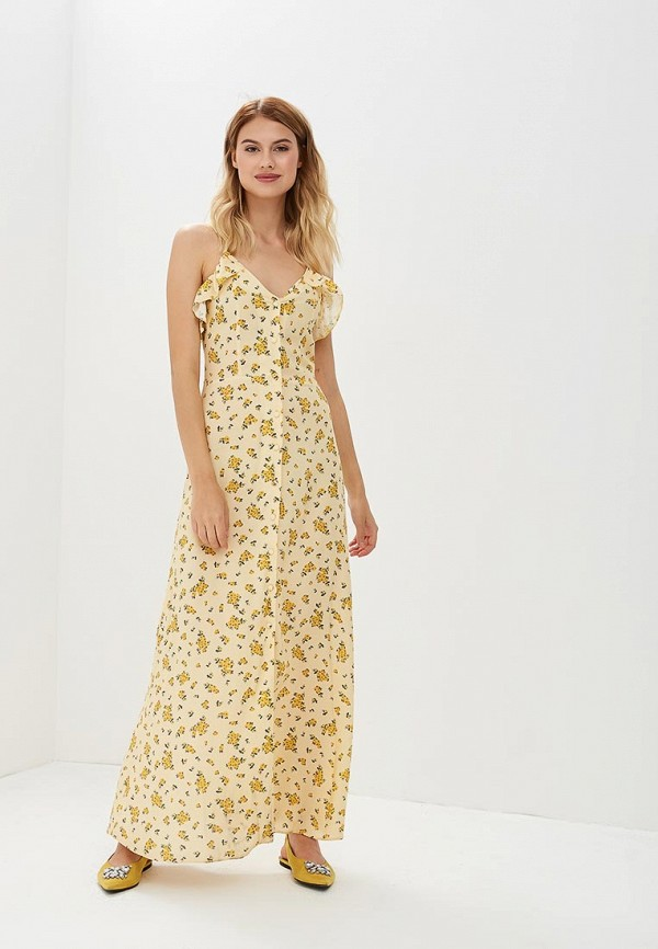 Сарафан Miss Selfridge Miss Selfridge MI035EWBVIO3 ботфорты miss selfridge miss selfridge mi035awzls73