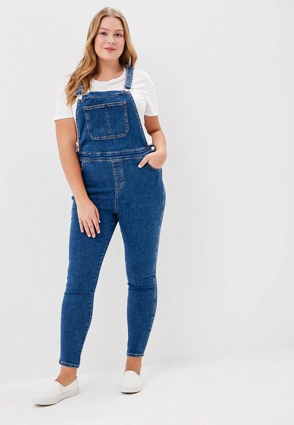 Комбинезон джинсовый Miss Selfridge Miss Selfridge MI035EWCEHN4