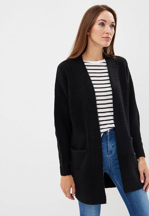Купить Кардиган Miss Selfridge, mi035ewcomm1, черный, Осень-зима 2018/2019