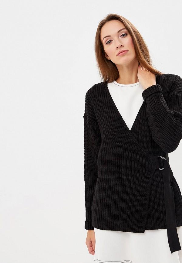Купить Кардиган Miss Selfridge, mi035ewcomm4, черный, Осень-зима 2018/2019