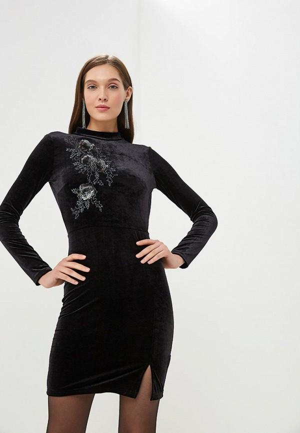 женское вечерние платье miss selfridge, черное