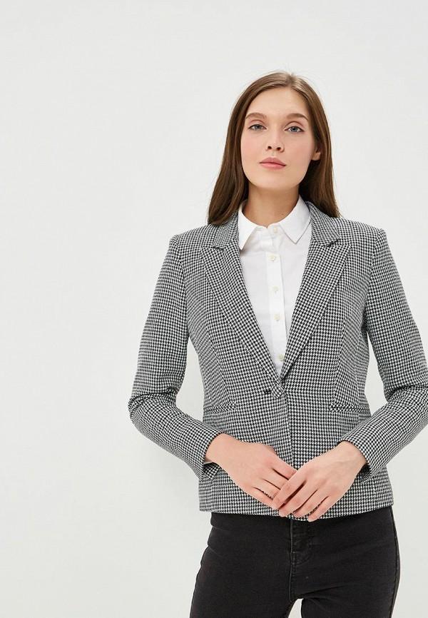 женский пиджак miss selfridge, серый