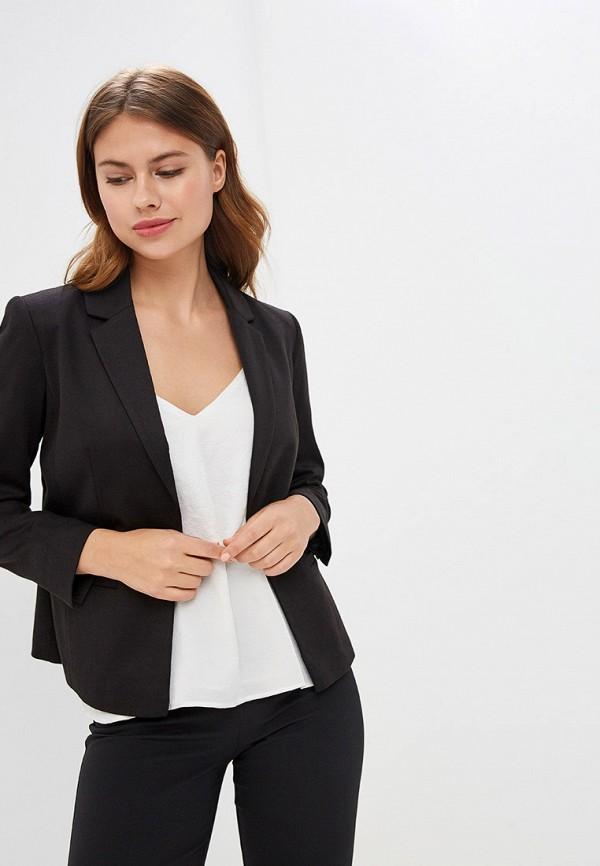 женский пиджак miss selfridge, черный