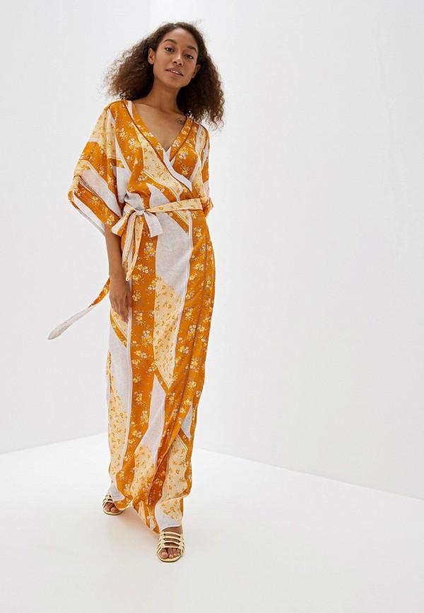 Платье Miss Selfridge Miss Selfridge MI035EWFPDA2 боди miss selfridge miss selfridge mi035ewckvm3