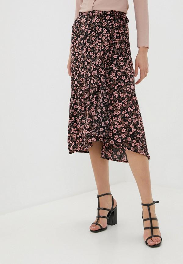 женская юбка miss selfridge, розовая