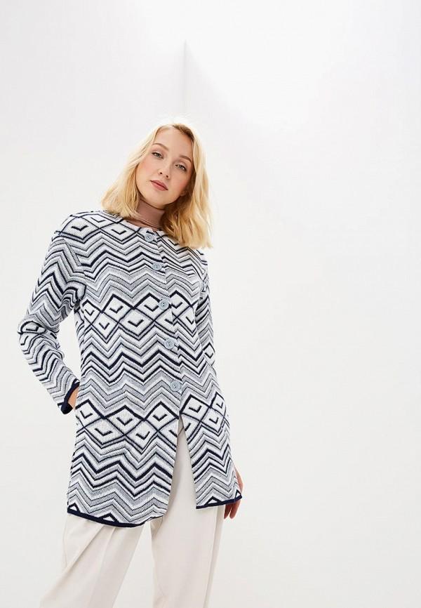 Кардиган Milana Style Milana Style MI038EWCIAU4 леггинсы женские milana style цвет синий белый 1105 размер 48