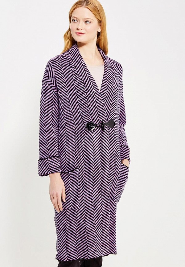 Фото - Кардиган Milana Style фиолетового цвета
