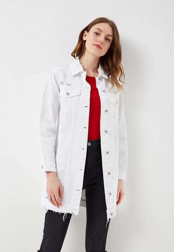 Куртка джинсовая Miss Bon Bon Miss Bon Bon MI045EWARRT3