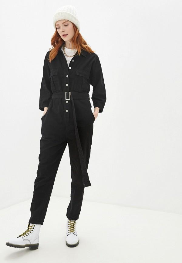 купить Комбинезон джинсовый Miss Bon Bon Miss Bon Bon MI045EWGRWY8 по цене 5590 рублей