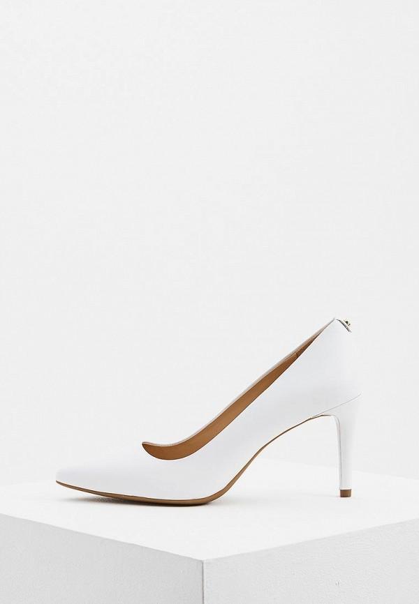женские туфли michael kors, белые