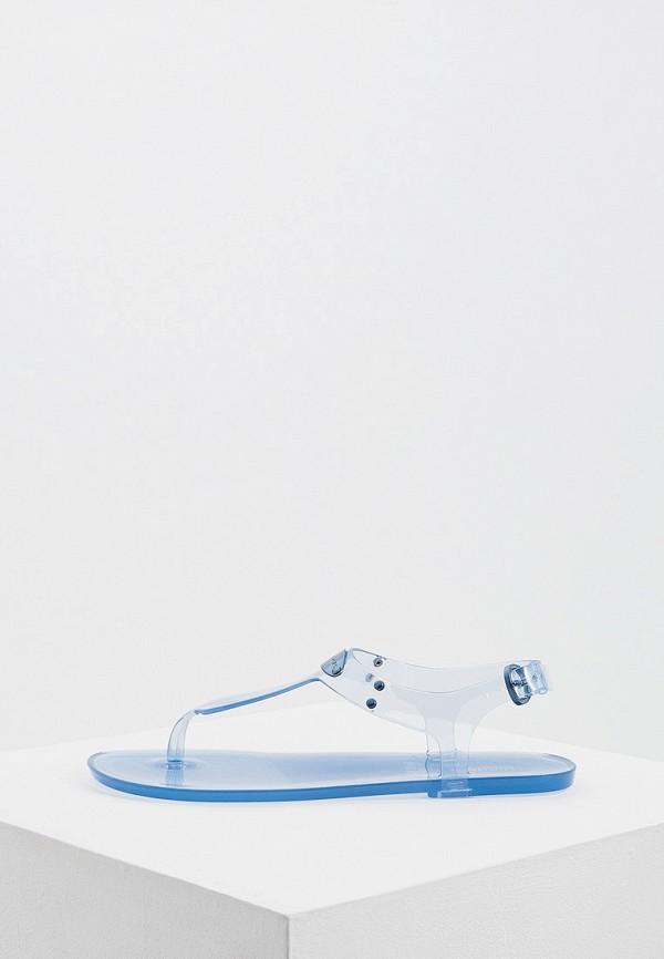 женские сандалии michael kors, синие