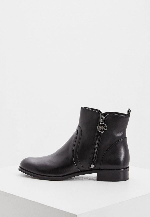 женские ботинки michael kors, черные