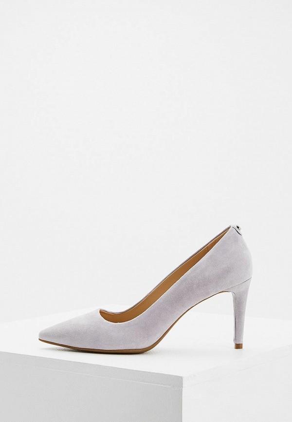 женские туфли michael kors, серые