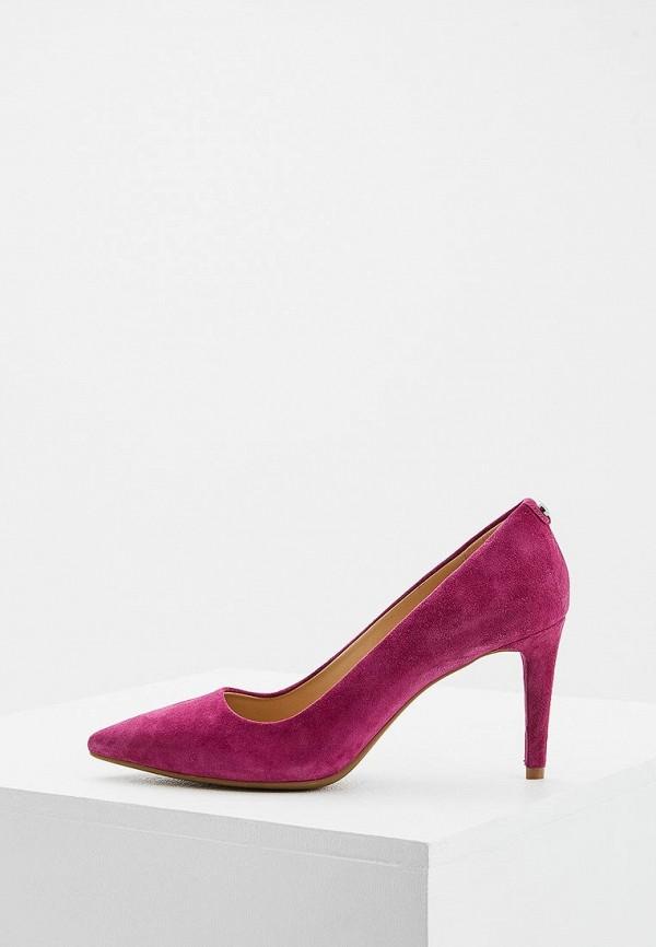 женские туфли michael kors, фиолетовые