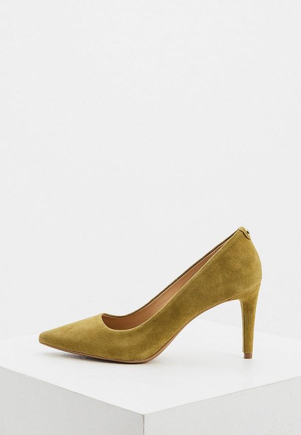 женские туфли michael kors, хаки