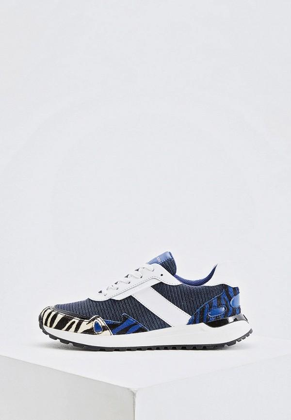 женские кроссовки michael kors, синие