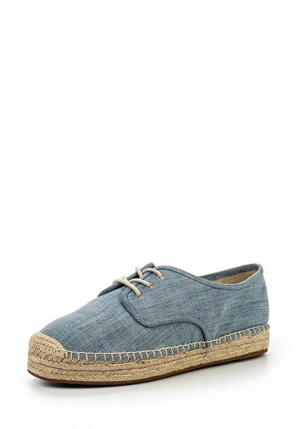 женские ботинки michael kors, голубые