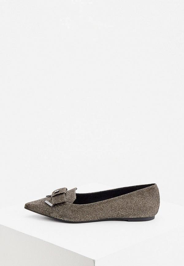 женские туфли michael kors, золотые