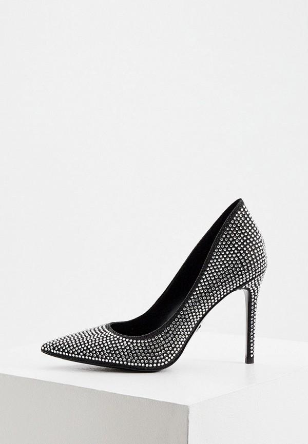 женские туфли-лодочки michael kors, серебряные