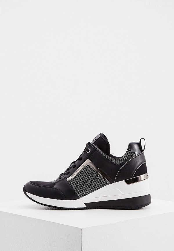 женские кроссовки michael kors, черные