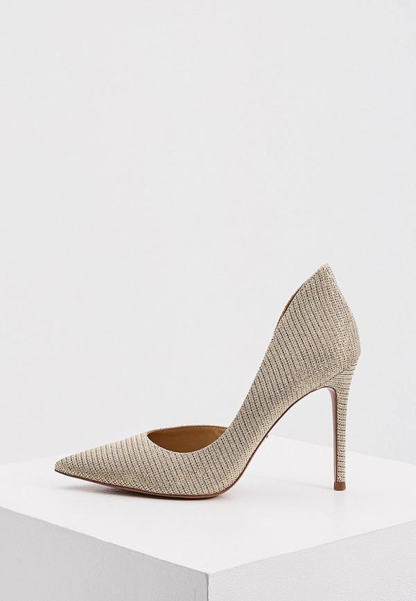 женские туфли-лодочки michael kors, золотые