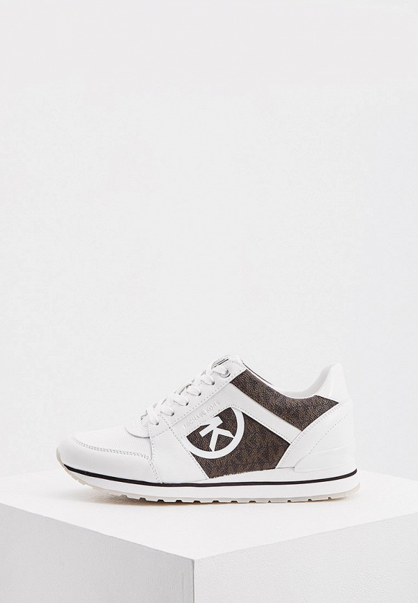 женские кроссовки michael kors, белые
