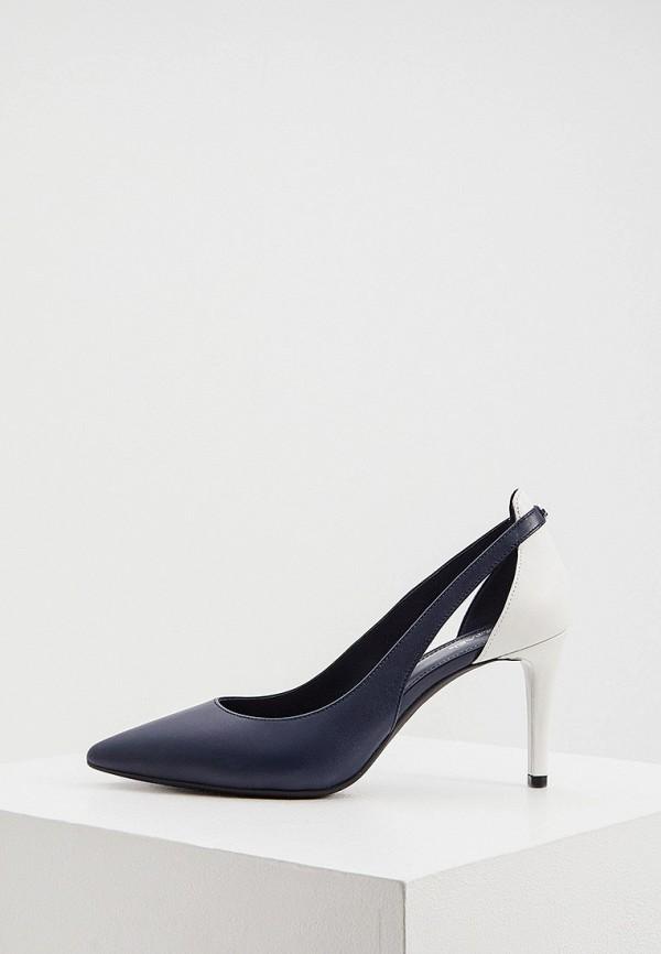 женские туфли michael kors, синие