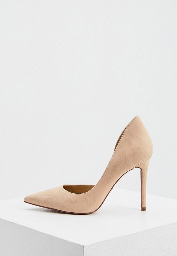 женские туфли michael kors, бежевые